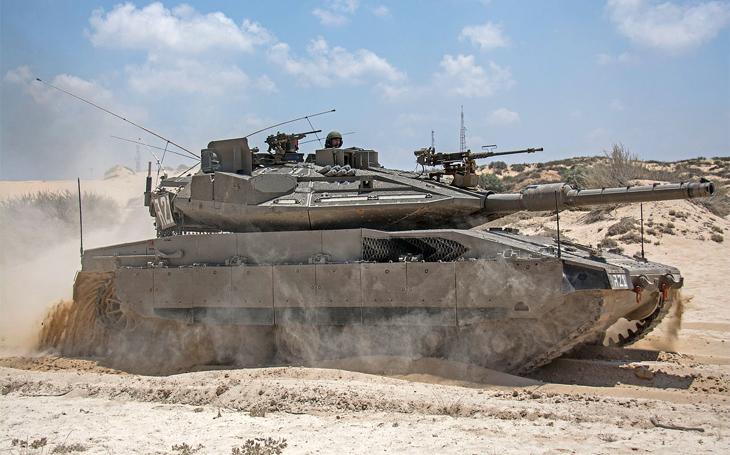Izraelské obranné síly provádějí největší vojenské cvičení v dějinách země - teroristům se to nelíbí