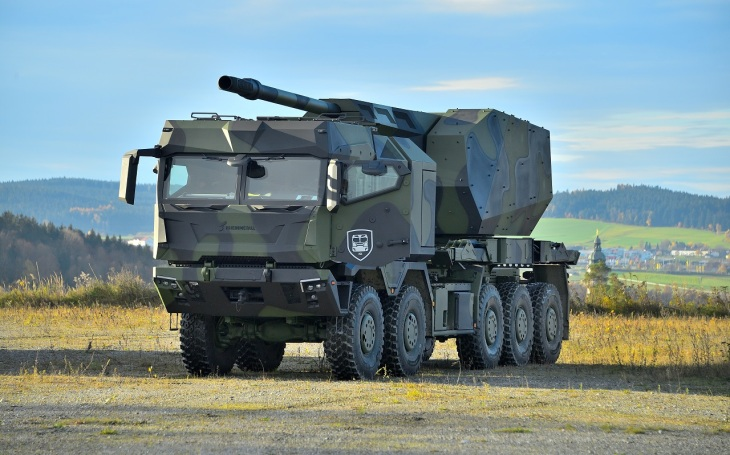Rheinmetall představuje HX3, novou generaci taktických nákladních vozidel