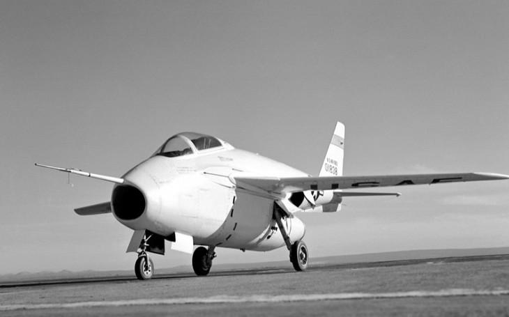 Americký letoun Bell X-5: Stroj, který se inspiroval německým messerchmittem