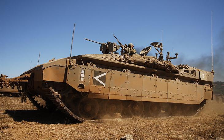 Pádná odpověď teroristům - IDF se zabývá plány na pozemní invazi do Gazy