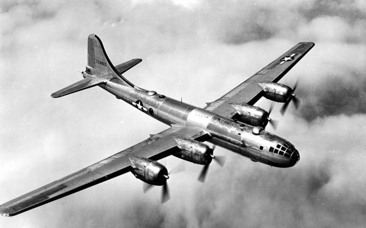 Černý čtvrtek amerického letectva – poprava bombardérů B-29 Sověty nad Koreou