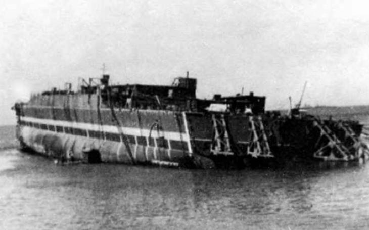 Stalinova smrt znamenala konec monstrózních bitevních křižníků Projektu 82, na jejichž konstrukci se diktátor podílel