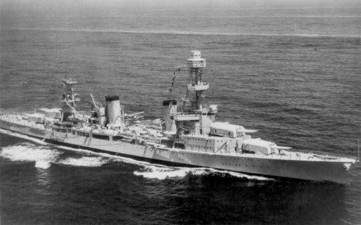 Na vlnách podivna bitvy u Komandorských ostrovů - Američané unikli a Japonci ustoupili