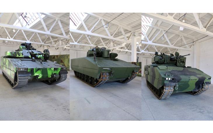 Ministerstvo obrany: Nabídky na dodávky pásových BVP podali všichni tři uchazeči