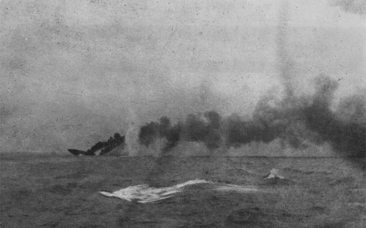 Bitva u Jutska - Admirál Jellicoe mohl ztratit válku během odpoledne, ale neprohrál