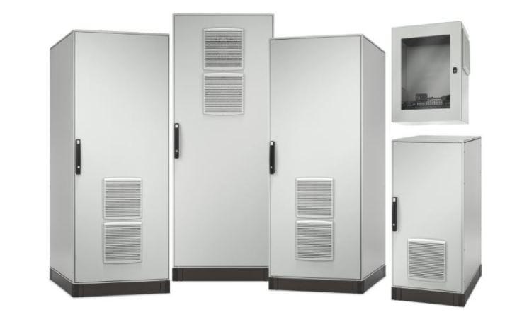 Společnost Schneider Electric oznamuje dostupnost mikro-datových center EcoStruxure™ s certifikací IP a NEMA v Evropě