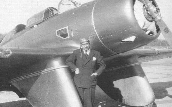 Utekl před bolševickou revolucí a stavěl letadla pro Američany. Alexander de Seversky razil teorii o vzdušné dominanci