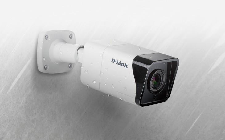 D-Link vylepšuje svoji nejprodávanější řadu bezpečnostních kamer Vigilance novými modely s rozlišením až 4K UHD a podporou kódování H.265/HEVC