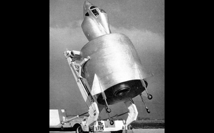 VIDEO: C.450 Coléoptère - francouzský stroj měl být průkopníkem vertikálního vzletu a přistání. Inspirace se hledala u nacistického projektu