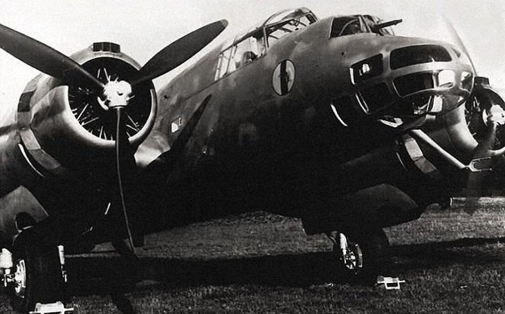 ,,Kletba&quote; italského bombardéru Piaggio P.108: Smrt v něm našel Mussoliniho syn
