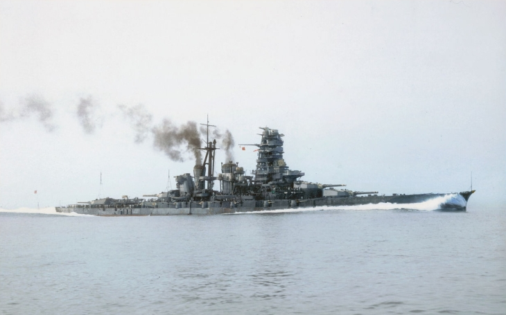 Bitevní loď Kongó: Pýchu japonského námořnictva poslala ke dnu ,,reinkarnovaná&quote; americká ponorka