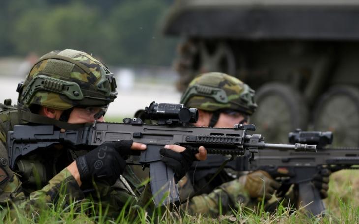 Vojáci brzy dostanou nové neprůstřelné vesty. Testování se blíží ke konci
