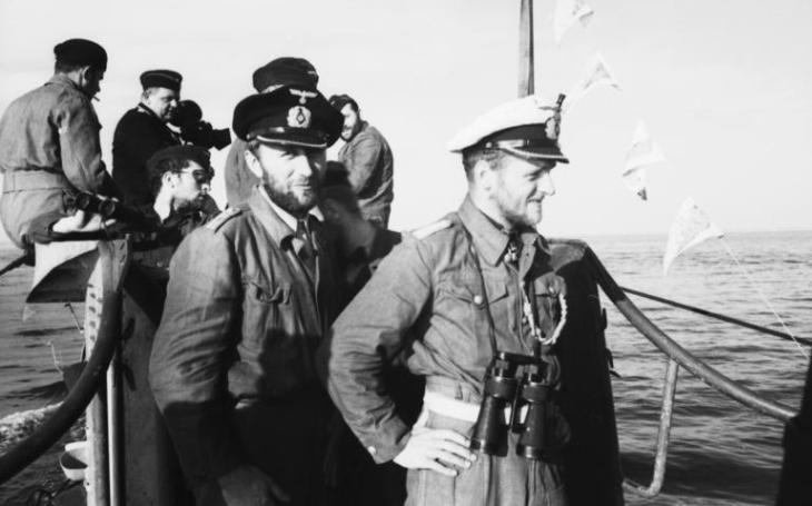 Ponorkový šampion Erich Topp - 35 nepřátelských zářezů, s Američany slitování neměl