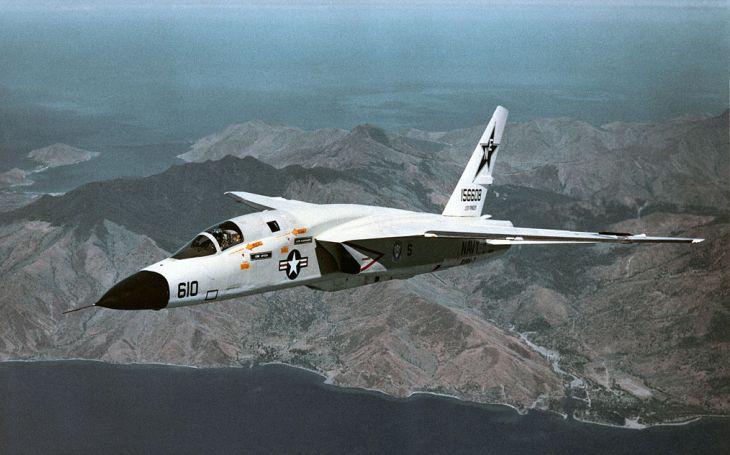 A-5 Vigilante - Výkonný strategický bombardér čekalo předčasné propuštění ze služby. Nákladný provoz zpečetil osud inovativního stroje