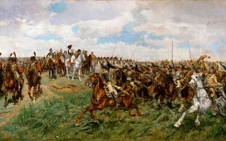 Napoleon u Friedlandu: Rozpalte to, generále. Rusové mají kule rádi!