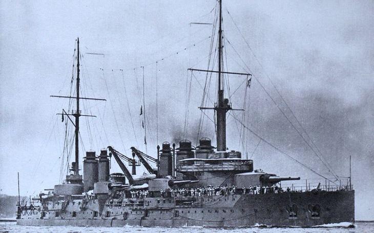 ,,Francouzský úlovek&quote; německé ponorky. Na predreadnought Danton si počkala U-64 a poslala ke dnu 300 námořníků