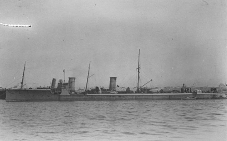 Osmanský David proti britskému Goliáši – potopení bitevní lodi HMS Goliath