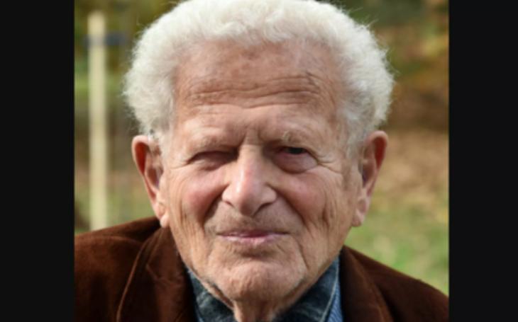 ,,Na strach nebyl čas.&quote; Zemřel válečný veterán a příslušník 311. bombardovací perutě Tomáš Lom