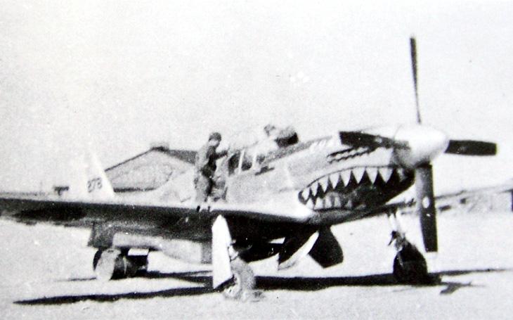 Japonské stíhací eso při testování kořistního Mustangu: nebál jsem se žádné naší stíhačky