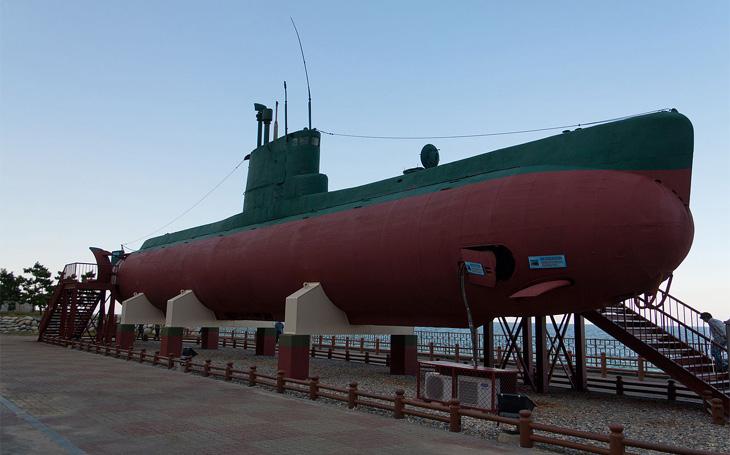 Pro Severní Koreu a její námořní strategii jsou klíčové ponorky - ač beznadějně zastaralé. Slouží k provokacím