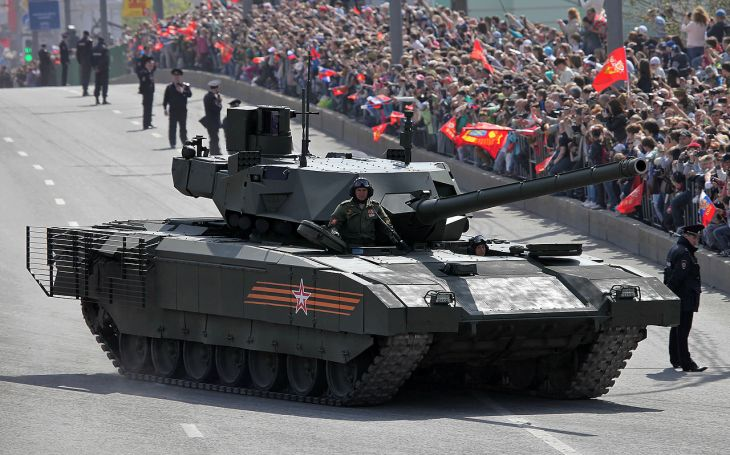Sériová výroba tanků Armata se má rozběhnout v roce 2022, potvrdil ruský ministr průmyslu Manturov. Je to opravdu reálné?