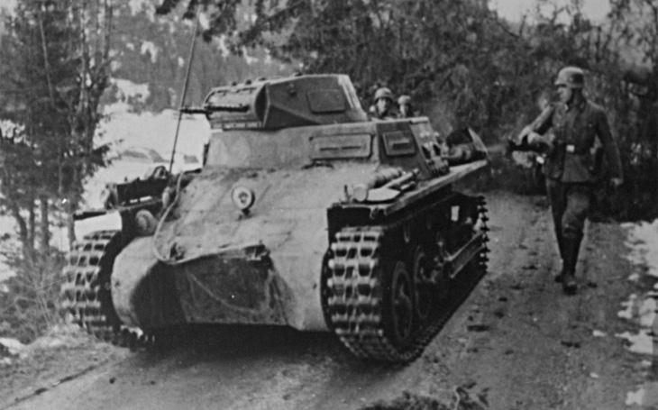 Nespolehlivé německé tanky s čínskými osádkami proti Japoncům neuspěly - ovládat je v horku bylo peklo
