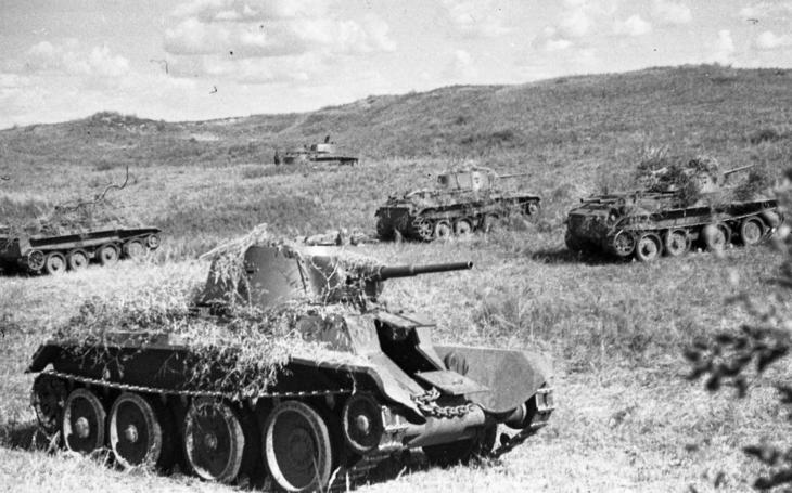 Prohra u řeky Chalchyn se Sověty vehnala Japonsko do války s USA a změnila průběh druhé světové války