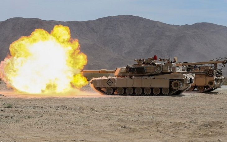 Polsko zvažuje akvizici až 250 amerických tanků Abrams. Odepsalo už jihokorejskou variantu?