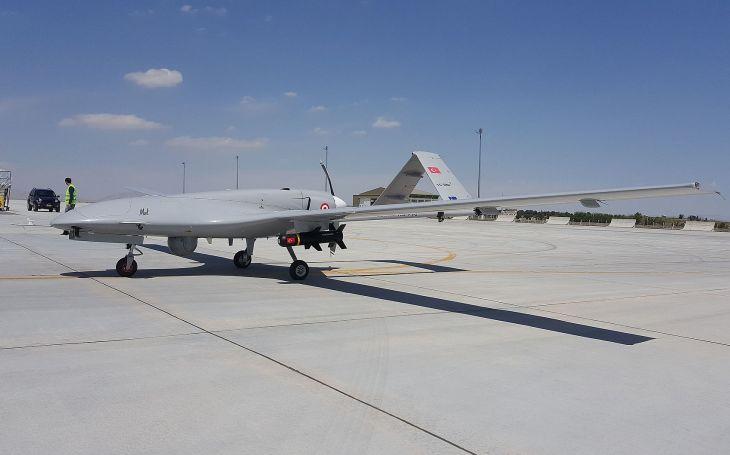 Turecký dron Bayraktar TB2 je v kurzu. Albánie má být jeho dalším zahraničním provozovatelem
