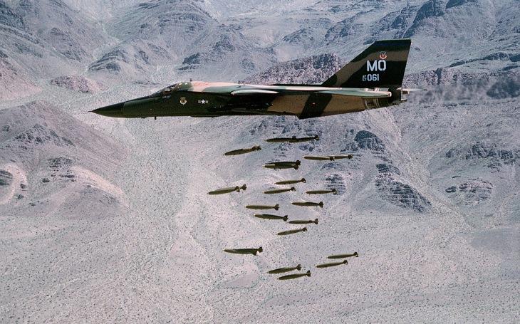 Letoun F-111 - vietnamský přízrak a letoun, který mohl zlikvidovat Kaddáfího