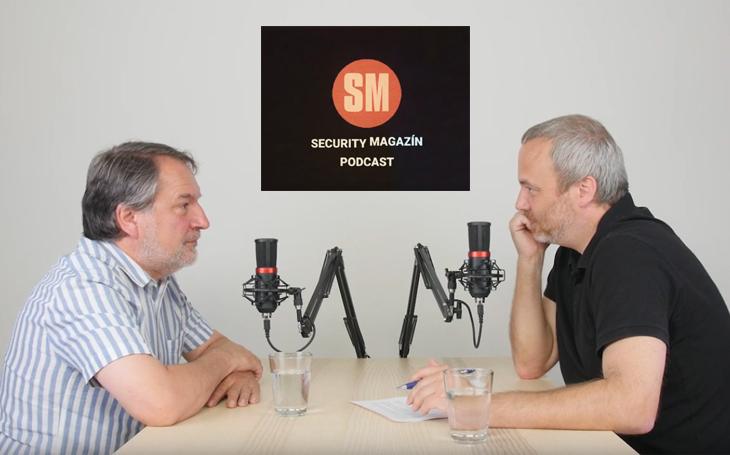 Podcast SM: Aleš Špidla o kybernetické bezpečnosti - lidem je třeba zatřepat hlavou