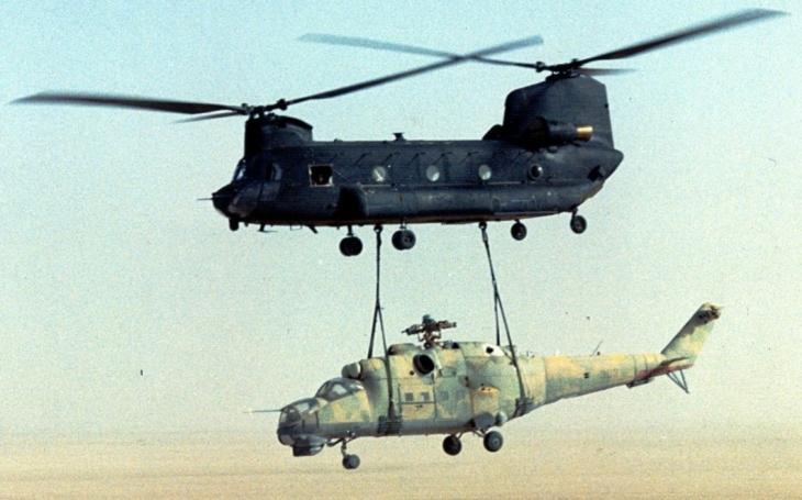 ,,Krádež&quote; pod rouškou noci. Když Američané dostali zálusk na sovětský vrtulník Mi-25 Hind, Libyjci jen přihlíželi