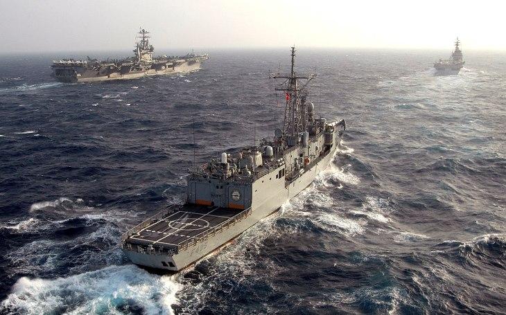 Řecko naléhá na Německo, ať nedodává ponorky Turecku. Situace ve východním Středomoří se vyhrocuje