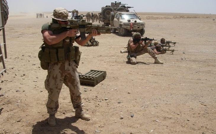 SOG Afghánistán 2007 - Válka je holt plná zvratů