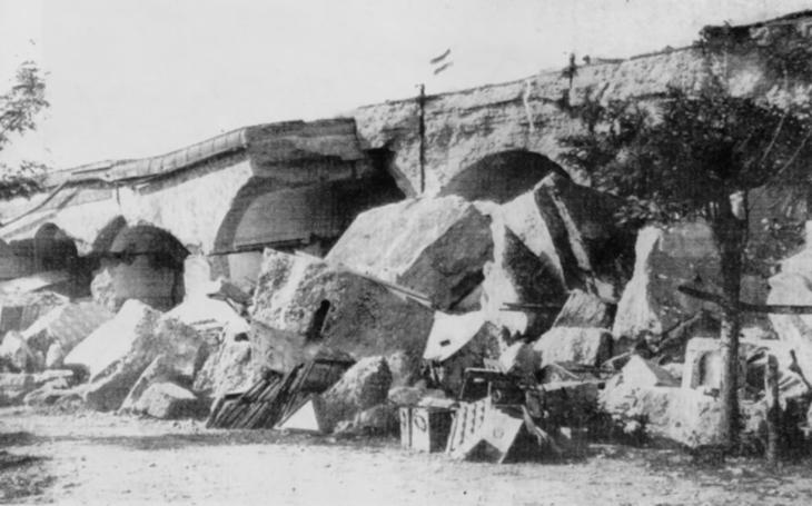 Děsivý příběh zapomenutých vězňů v pevnosti Fort XIII San Rideau - 8 let v temnotě
