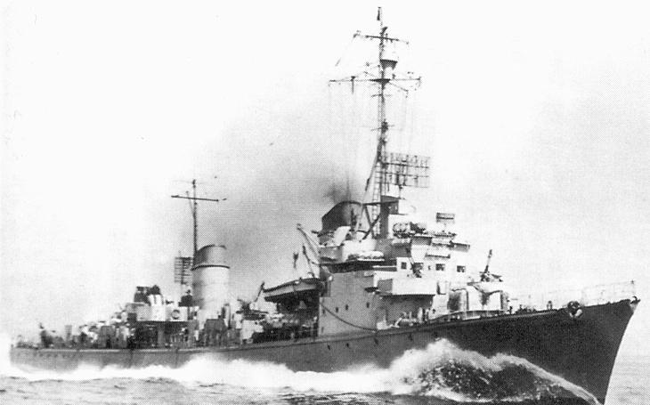 Operace Overlord - protiútoky Hitlerovy Kriegsmarine byly předem odsouzeny k nezdaru