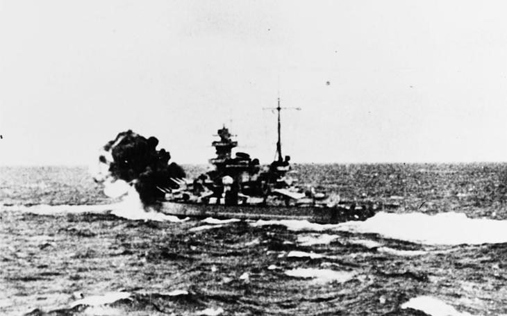 Tragédie HMS Glorious - souboj s bitevními loděmi Scharnhorst a Gneisenau přežilo jen 43 členů posádky