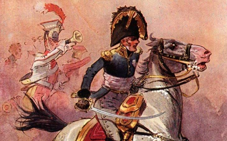 Jeden z nejlepších velitelů Napoleonovy kavalerie u Slavkova manévry překombinoval