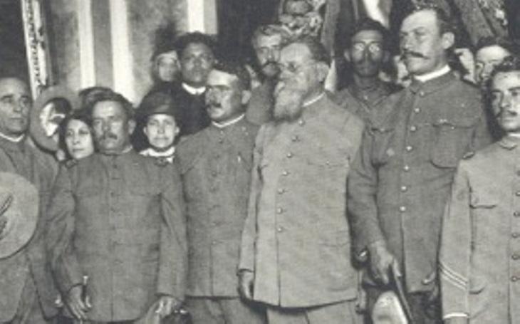 USA pod mexickou ,,kuratelou&quote;? Útok měl být během první světové války koordinován s císařským Německem
