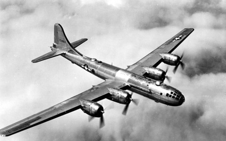 Legenda jménem Boeing B-29 Superfortress (1.díl)