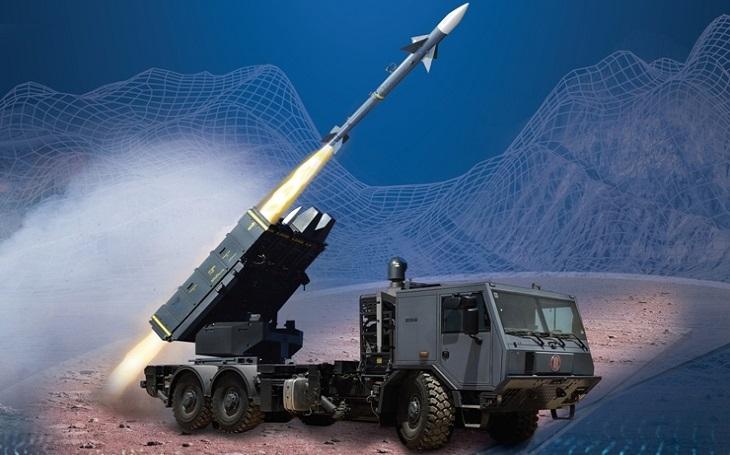 ČR pořizuje protiletadlový raketový systém SPYDER za 13,7 miliardy korun
