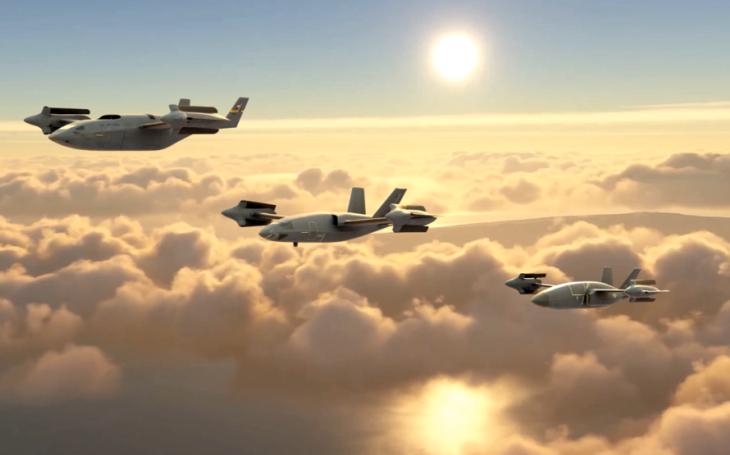 Společnost Bell představila nový koncept vysokorychlostního vertikálního vzletu a přistání pro vojenské použití