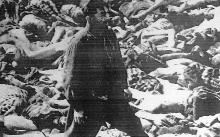 ,,Židé jsou infekcí lidstva.&quote; Zvrácený nacistický lékař Fritz Klein rozhodoval o životě a smrti. Oprátka ho nakonec neminula