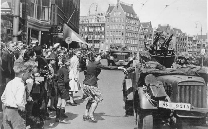 Ruce pryč od diamantů! Velký nacistický lup se v Nizozemí nakonec nekonal