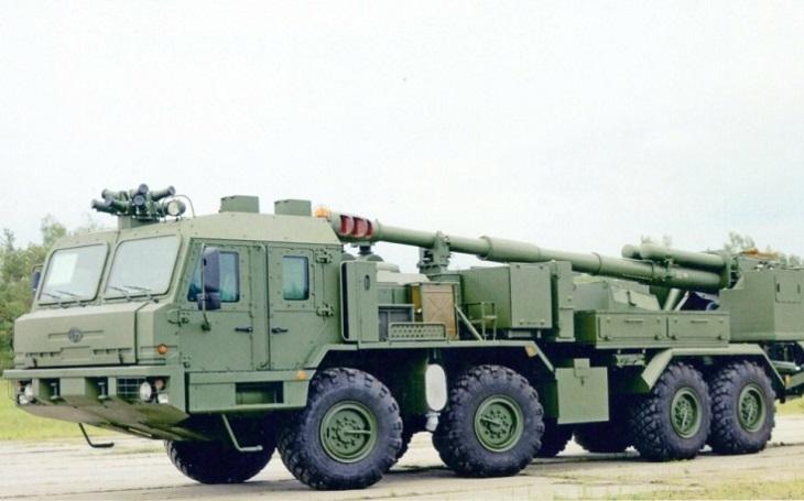 Ruská samohybná houfnice 2S43 Malva: Úderná síla zahalená závojem tajemství
