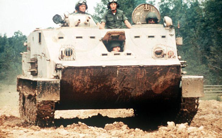 VIDEO: OT-62 - Československá ,,Kačena&quote; ve službách armády