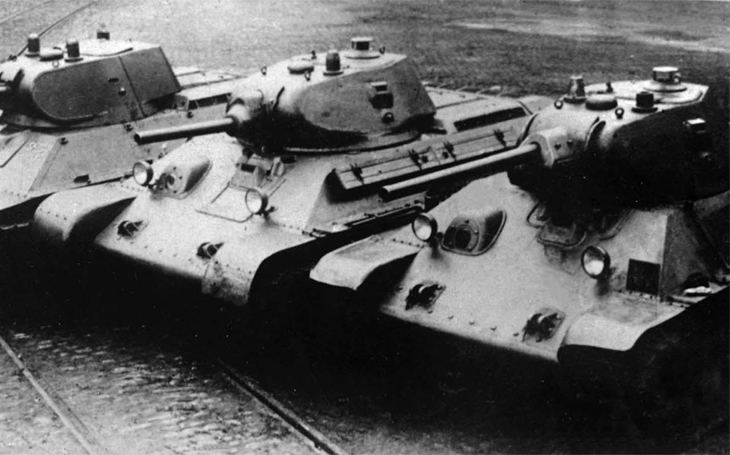V Plzni pro Hitlera vyprojektovali tank T-25 - měl překonat sovětskou legendu T-34