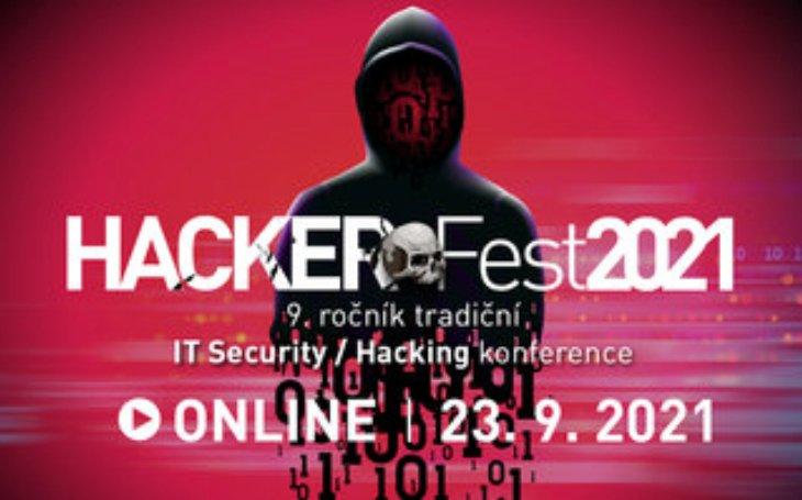 Jaké jsou aktuálně nejnebezpečnější formy hackingu a jak se jim bránit? Rady nabídne HackerFest 2021