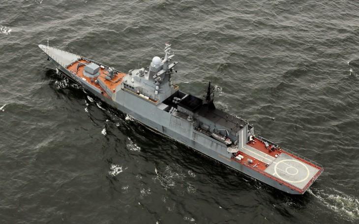 Třída Stěreguščij - Ruská úderná síla na moři