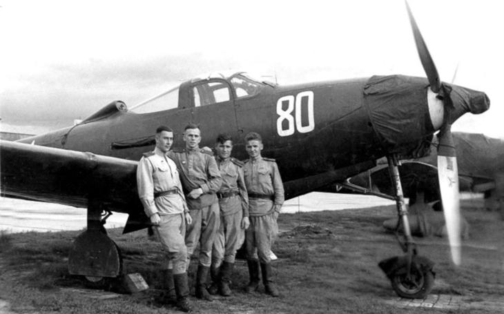 Američané jim nerozuměli, Sověti je milovali - Airacobry s rudou hvězdou excelovaly